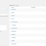 Categorising videos in WordPress